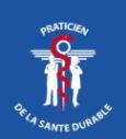 logo praticien santé durable